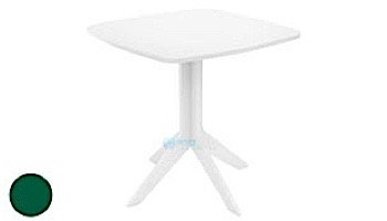 """Ledge Lounger Mainstay Collection 26"""" Square Outdoor Bistro Table 