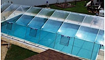 Fabrico Sun Dome All Vinyl Dome for InGround Pools | 24' x 34' | 211505