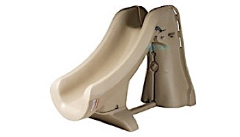 S.R.Smith SlideAway Removable Pool Slide | Taupe | 660-209-5810