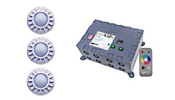 SR Smith PoolLUX Premier Lighting Control System with Remote | pLX-PRM