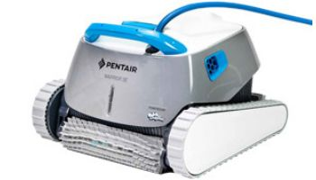 Pentair Warrior SE Inground Pool Robotic Cleaner | 360494