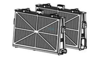 Maytronics Ultra Fine Cartridge Filter Kit of 4 | 9991432-ASSY