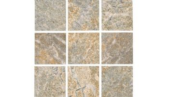 National Pool Tile Safari 2x2 Series | Boulder Gray | SFR-GRAY2X2