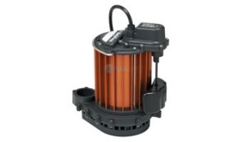 Glacier Pool Coolers 237 Series 1/3 HP Sump Pump Non-Corrosive   SP-237