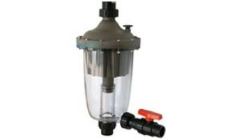 """Waterco MultiCyclone MC12 1st Stage Centrifugal Water Filtration   Filter with 1.5"""" Connections   200371"""