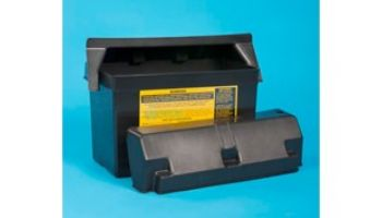 Hammerhead Battery Box with Lid   HH5056