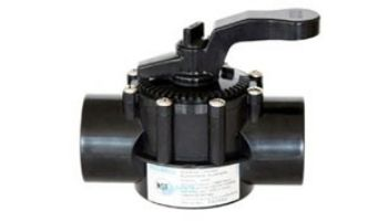 """Waterco FPI Slip Fit Actuated Valve 3 Port with Teflon Seal 