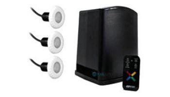 SR Smith PT-6001 Fiber to LED Lightning Kit   Includes 60W Transformer with Wireless Remote Control and 1 Kelo LED Pool Light   1KE-PT-6001