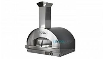 Bull Outdoor Gas Fired XL Pizza Oven | Propane Gas | 77650