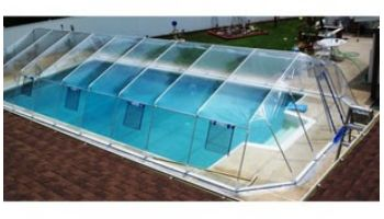 Fabrico Sun Dome All Vinyl Dome for InGround Pools | 24 x 42 | 211520