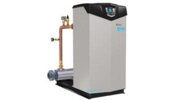 Lochinvar AQUAS Low NOx Indoor Indirect Pool Heater | Natural Gas 400K BTU | ASME Commercial Grade | APN400