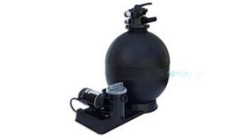 "CaliMar® Above Ground Pool Sand Filter System | 13"" Filter .75 HP Pump | 5-1735-002"