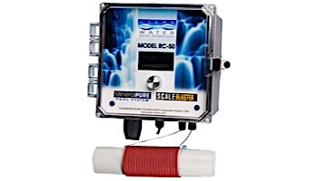 Clearwater Enviro Tech Mineral Pure Ionizer with Scaleblaster | RC-50