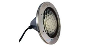 J&J Electronics Incandescent Inground Pool Light Fixture   300W 120V 50' Cord   TPL-P120-300-50
