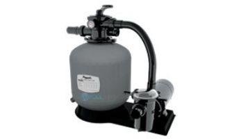 "Raypak Protege RPSFP18 Above Ground Pool Sand Filter System   18"" Filter 1HP Pump   018188"