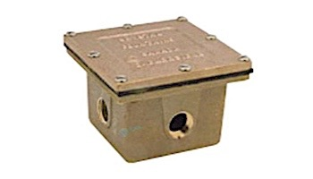 Crystal Fountains Junction Box 2-Connections | EBJ202