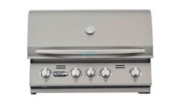 Bullet By Bull 4-Burner Stainless Steel Built-In Natural Gas Grill | 86329