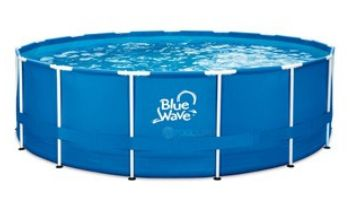 """Blue Wave Active Frame Swimming Pool Package 