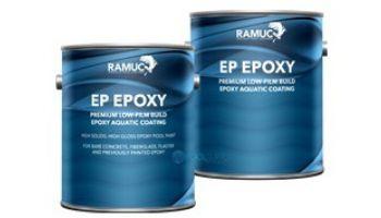 Ramuc EP Epoxy High Gloss Pool Paint   1-Gallon   Monument Gray   908136201