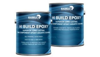 Ramuc Hi-Build Epoxy Premium Pool Paint   2-Gallon Kit   Monument Gray   912237702