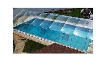 Fabrico Sun Dome All Vinyl Dome for InGround Pools | 24' x 50' | 211545