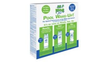 King Technology Leap Frog Pool Wake Up and Hibernation | 01-10-7858