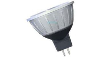 Sollos ProLED MR16 Series LED Lamp   Flood   18V Equivalent to 20W   Silver - Dark Gray   MR16BAB/827/LED 81060