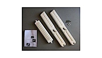 """Confer Plastics Extension Kit for 6000B In-Pool Ladder to 66"""" 