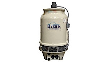 Glacier Ice Block Residential Pool Cooler | 30 GPM 20,000 Gallons | GPC-25