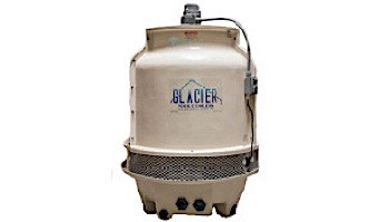Glacier Pool Coolers Commercial Pool Cooler   60 GPM   80,000 Gallons   GPC-220