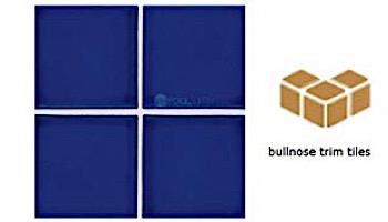National Pool Tile Discovery Field 3x3 Trim | Cobalt Blue | DSF50N SBN