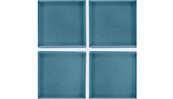 National Pool Tile Discovery Field 3x3 Series | Cobalt Blue | DSF50N