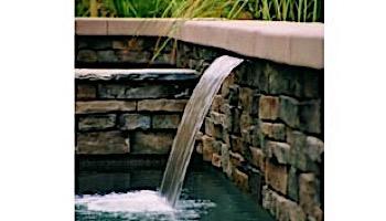 "Custom Cascades 6"" Waterfall Extended Lip Gray | 2000-6XL"