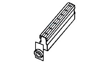 Deck-O-Drain End Pipe Adapter | 2812731