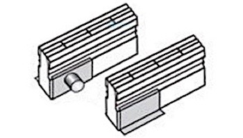 Deck-O-Drain Bottom Side Adapter | White | 2812811