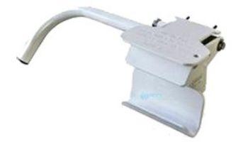 Dula Cart Hitch II   Powder Coated White   HC010