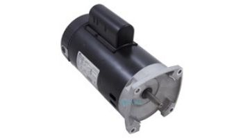 Replacement Square Flange Pool & Spa Motor   1.5HP Full-Rated/2HP Up-Rated   56Y Frame Standard Efficiency   115/230V   R0479313   EB858   EB859   B2858   B2859   B855   ASB858