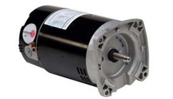 Replacement Square Flange Pool & Spa Motor | .5HP Full-Rated/.75HP Up-Rated | 56Y Frame Standard Efficiency | 115/230V | R0479310 | EB846 | EB852 | B2846 | B2852 | ASB846