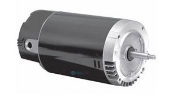 Replacement Threaded Shaft Pool Motor 1.5HP | 230V 56 Round Frame | Two Speed Full-Rated STS1152R | B977 | EB977