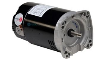 Replacement Square Flange Pool & Spa 2-Speed Motor   1HP Full-Rated/1.5HP Up-Rated   56-Frame Energy Efficient   230V   R0479307   B982   EB982   ASB2982