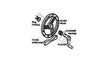 Feherguard Wheel Replacement For FG1B | FG-502