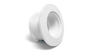 "SR Smith Lighting Lens Housing Gunite Wall Fitting 1.5"" PVC White | LNS-2G"