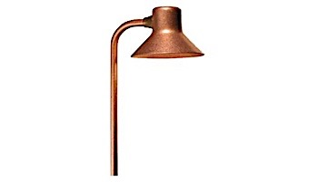 FX Luminaire   FaroGiardino Copper 12 Watt Pathlight   FG-12-CU   223910