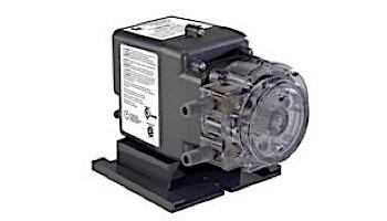 "Stenner Classic Series 45MP3 Pump   Single Head Fixed Output   22GPD 120V 60 Hz USA .25"" White 25PSI   45MFL3A1SUAA"