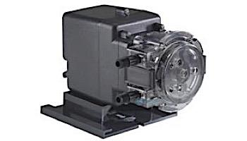 "Stenner Classic Series 45MPHP10 Pump   Single Head Fixed Output   10GPD 120V 60Hz USA .25"" White 100PSI   45MFH2A1S"