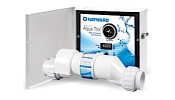 Hayward AquaTrol Above Ground Salt Chlorine Generator | Return Jet | 18K Gallons | W3AQ-TROL-RJ