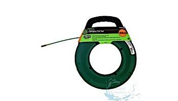 Green Lee Textron 150' Fiberglass Fish Tape (In Reel Stand) | 542-150