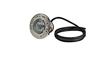 Pentair AquaLight Inground Spa Light 100W with Stainless Steel Face Ring 120V 15' Cord   77111100