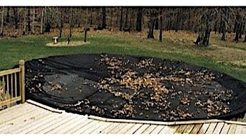 18' Round Above Ground Pool Leaf Guard | LN21A