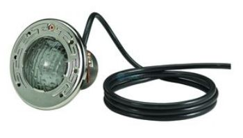 Pentair SpaBrite Spa Light for Inground Spas Stainless Steel Facering   60W, 120V, 30' Cord   78106000